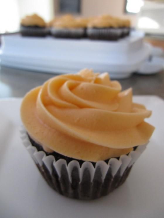 Baked By Rachel 187 Double Orange Frosting