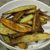 IMG_3897_resizeOven Baked Potato Wedges