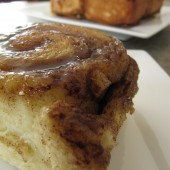 Apple Cinnamon Sticky Buns