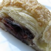 Blueberry Apple Strudel