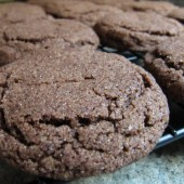 Mexican Hot Chocolate Cookies