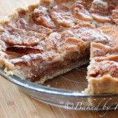 German Apple Pie - bakedbyrachel.com