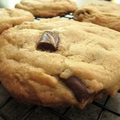 Jumbo Chocolate Chunk Cookies
