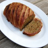 IMG_3103rBacon Wrapped Meatloaf