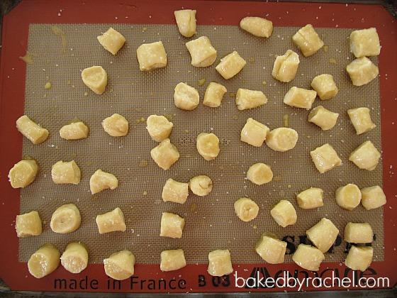 Soft Pretzel Bites Recipe from bakedbyrachel.com
