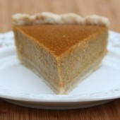 Jamaican-Spiced Pumpkin Pie