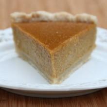 Jamaican-Spiced Pumpkin Pie