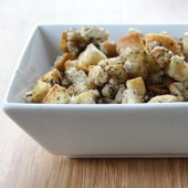 Classic Homemade Bread Stuffing