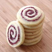 A Tradition: Cranberry-Orange Pinwheels