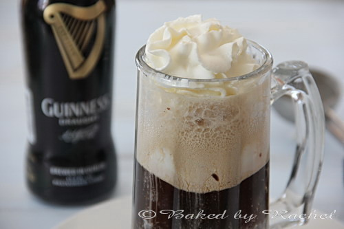 ... Guinness flavor. A must try for Guinness and ice cream float lovers