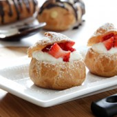 Pâte à Choux: Cream Puffs and Éclairs
