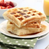 ATK Buttermilk Waffles