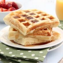 ATK Buttermilk Waffles