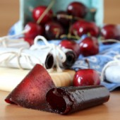 Cherry Fruit Leather