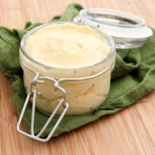 Homemade Mayonnaise