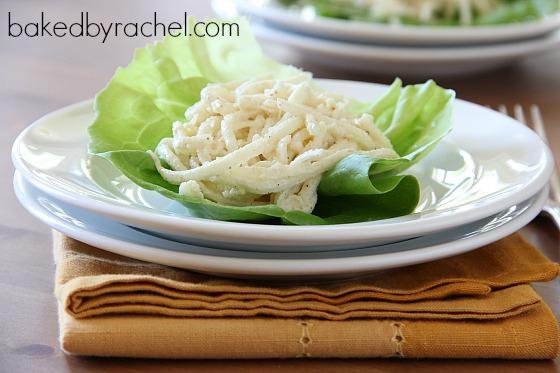Celery Root Rémoulade Recipe from bakedbyrachel.com