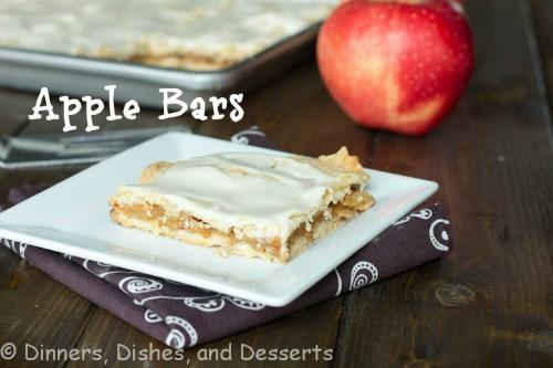 Apple Bars