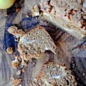 Apple Pie Bread - bakedbyrachel.com