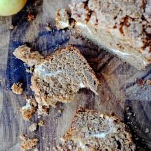 Apple Pie Bread - bakedbyrachel.com