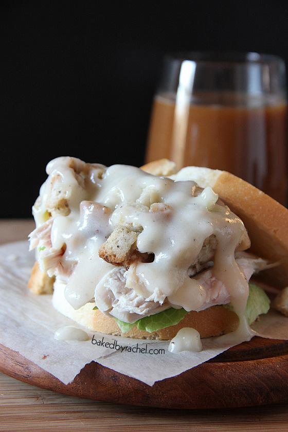 Make Ahead Dripless Gravy Recipe from bakedbyrachel.com