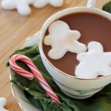 Homemade Marshmallows - bakedbyrachel.com