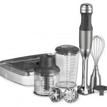 KitchenAid 5-speed Hand Blender Giveaway - bakedbyrachel.com