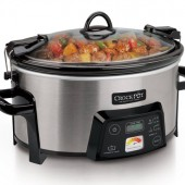 Crock-Pot Cook & Carry Slow Cooker Giveaway - bakedbyrachel.com