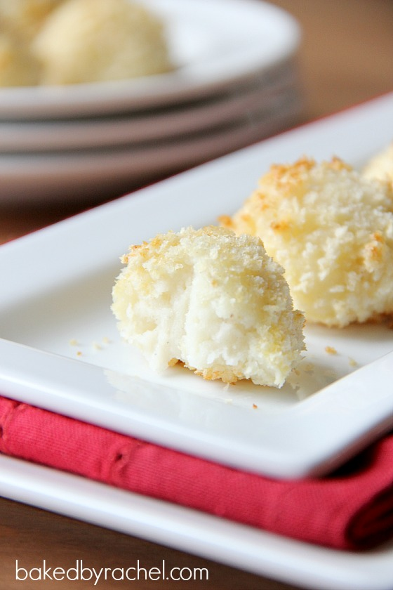 Parmesan Potato Bites Recipe from bakedbyrachel.com