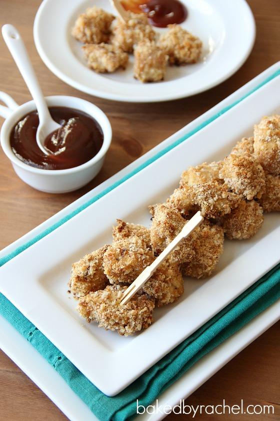 Spicy chicken bites baked by rachel spicy chicken bites recipe from bakedbyrachel forumfinder Gallery