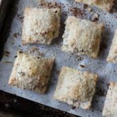 Crispy Baked Ravioli