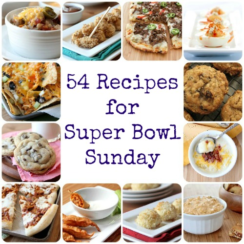 54 Recipes For Super Bowl Sunday  Baked By Rachel