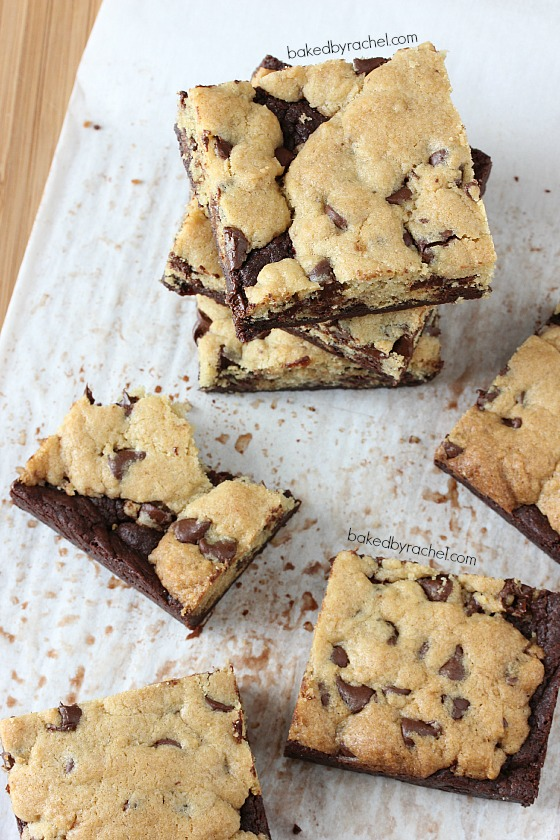Cookies Brownies And Bars Cookie Brownie Bar Recipe