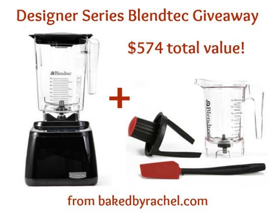 designer series blendtec giveaway from - Blendtec Blender