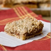 Apple Pie Crumble Bars by Keep It Sweet Desserts on bakedbyrachel.com