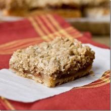 Apple Pie Crumble Bars by Keep It Sweet Desserts on bakedbyrachel.com