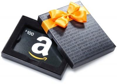 Amazon gift card giveaway on bakedbyrachel.com