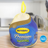 Butterball Giveaway from bakedbyrachel.com