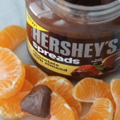 Hershey's Spreads on bakedbyrachel.com #spreadpossibilities