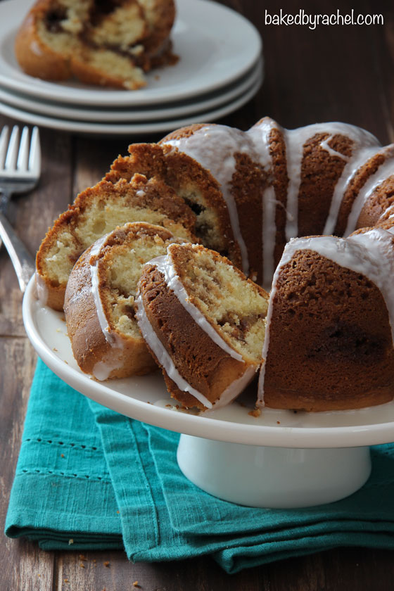 Recipe For Cinnamon Coffee Cake From Scratch