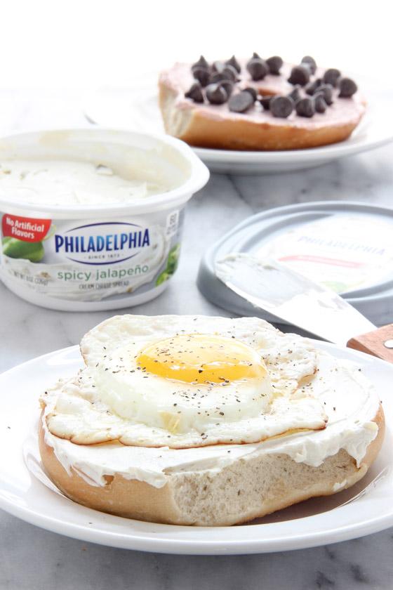 PHILADELPHIA Cream Cheese Spreads - bakedbyrachel.com