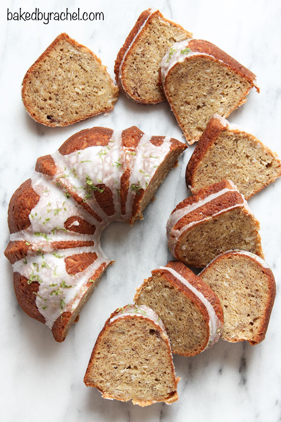 Banana Snacking Cake With Cashew Coconut Cream Sprouted Kitchen A Cake ...