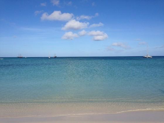 Anniversary Trip to Aruba - bakedbyrachel.com