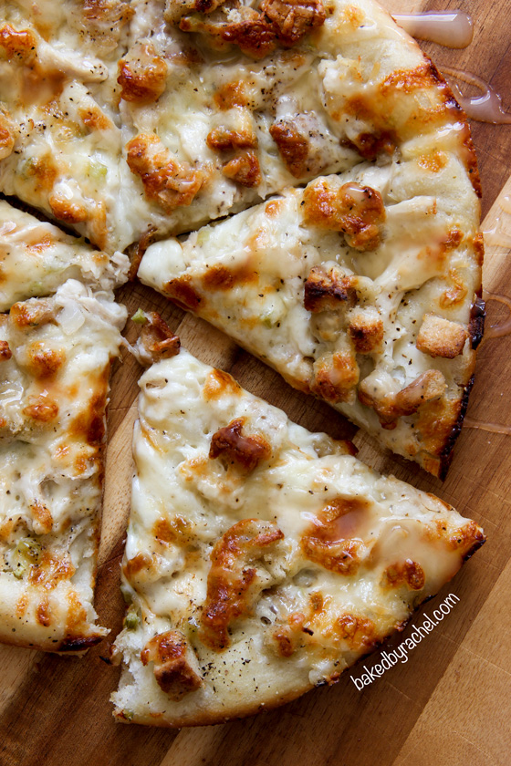 top turkey pizza recipes - photo #2