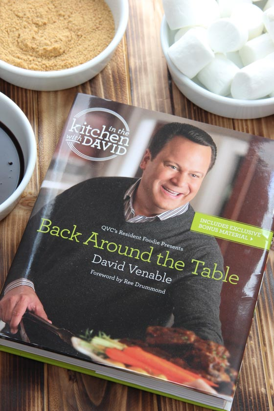 "Back Around the Table: An ""In the Kitchen with David"" cookbook"