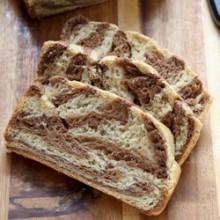 Marbled rye bread recipe from @bakedbyrachel