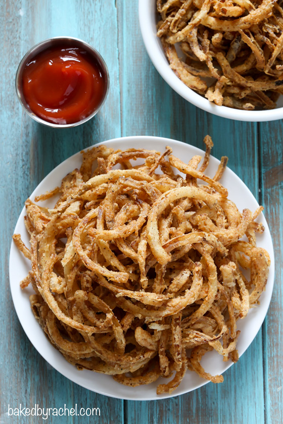 how to make onion rings crispy in the oven
