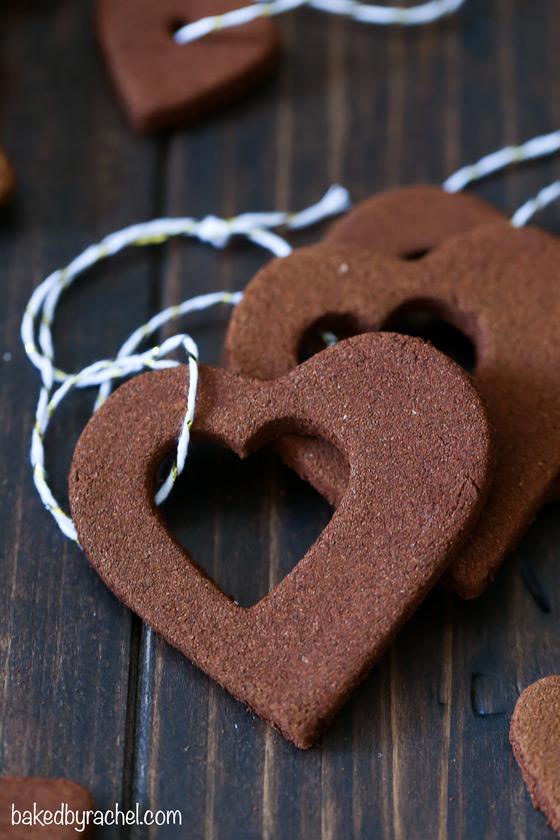 Baked by Rachel » Easy Cinnamon Applesauce Ornaments