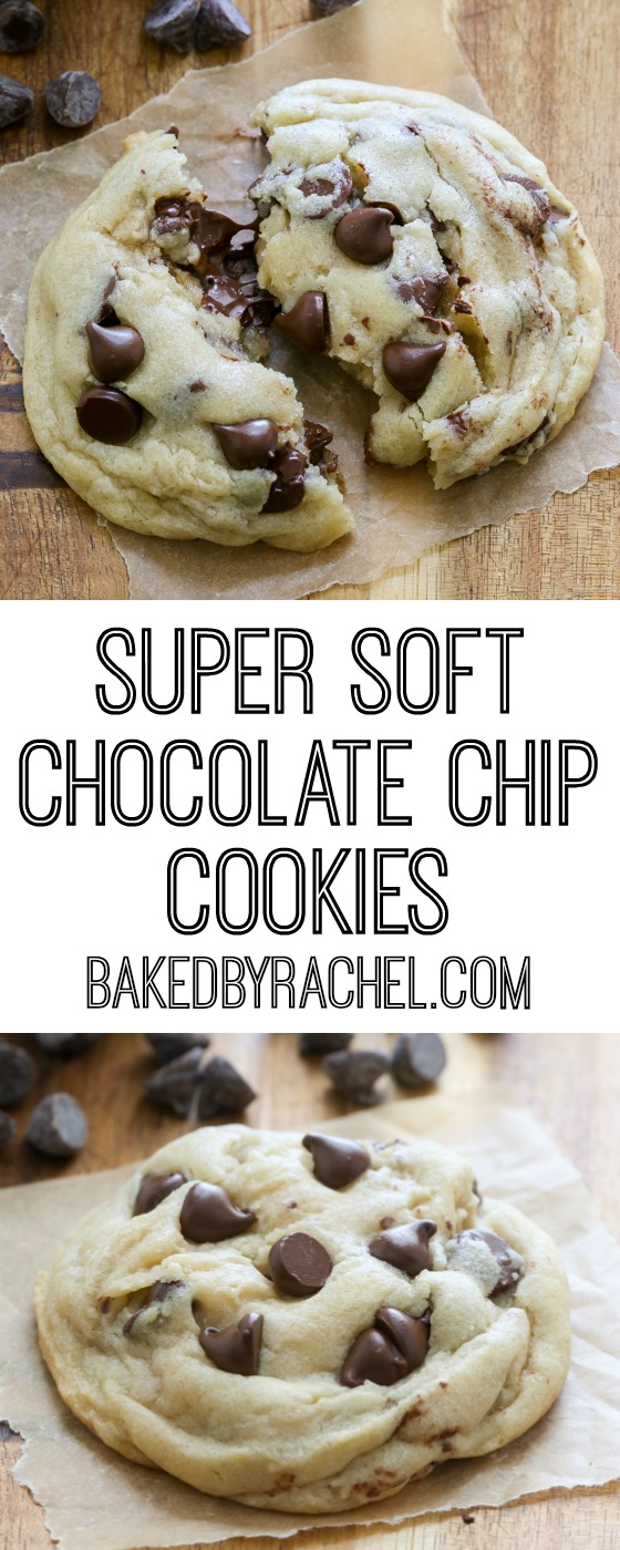 Baked By Rachel 187 Super Soft Chocolate Chip Cookies