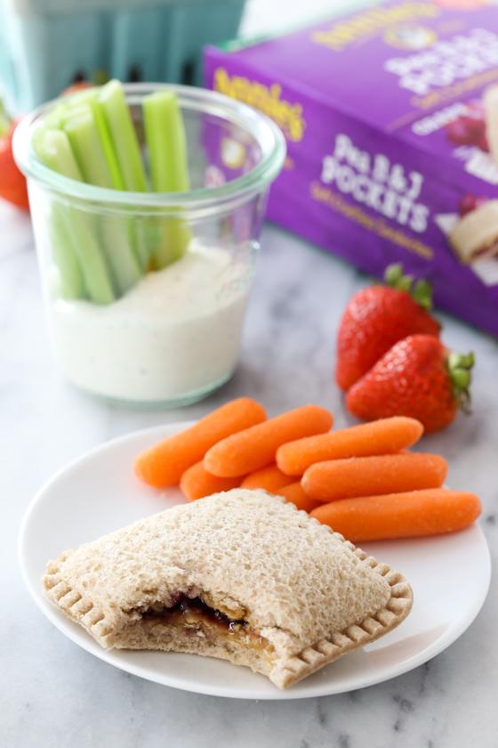 Back to School Nut Allergy Friendly Snacks