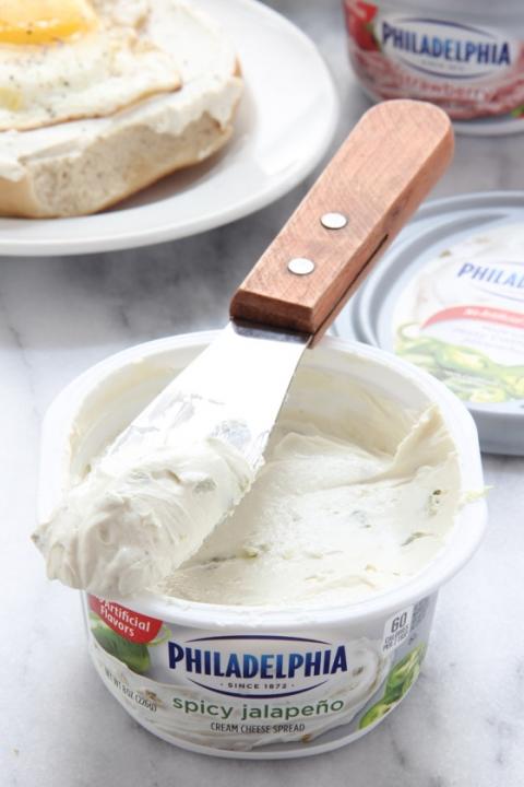 Breakfast With Philadelphia Cream Cheese Baked By Rachel